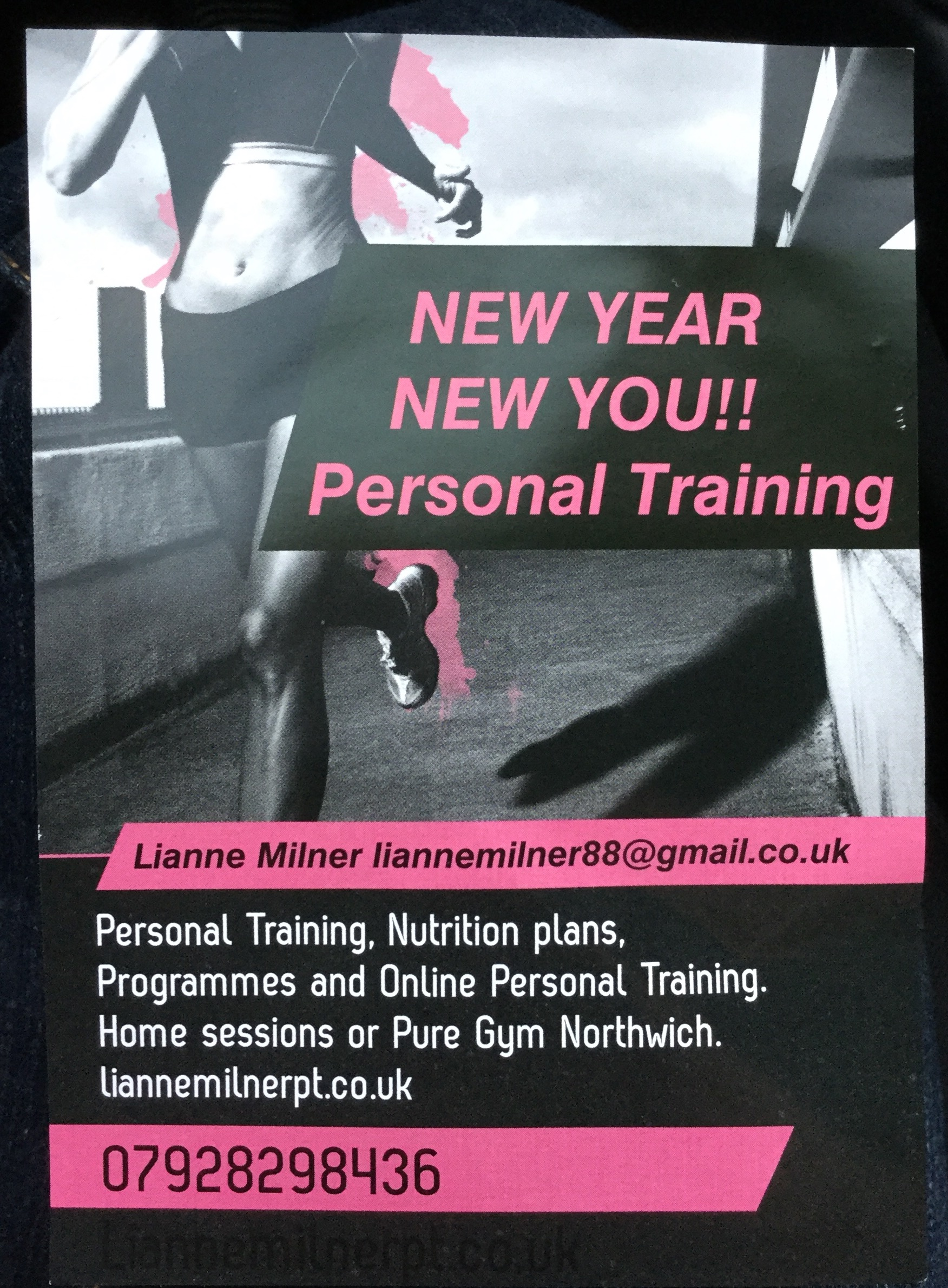New year New you! – Lianne Milner PT